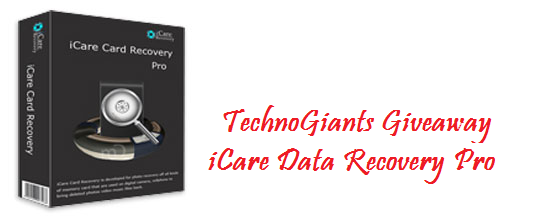 iCare Data Recovery Pro License Key