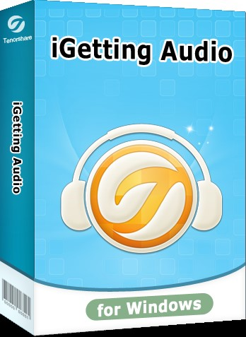 Tenorshare iGetting Audio