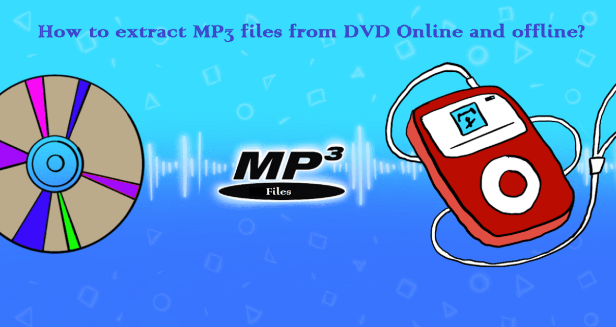 Extract MP3 files