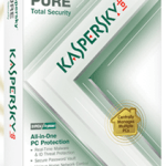 Kasperskey PURE Total Security