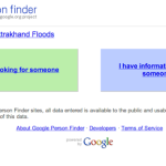 Google Peoples Finder