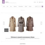 Mantel WooCommerce Theme
