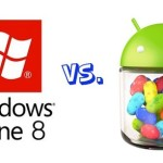 Windows Phone 8 Smartphone vs Android 4.0