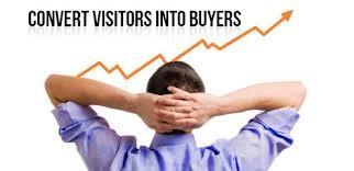 Convert Visitors Into Buyers
