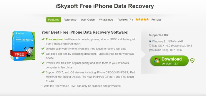 free iphone data recovery top 3 iphone data recovery software 14150