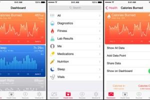 iOS Healthkit App