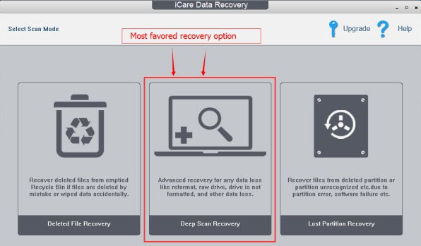 Giveaway #39: iCare Data Recovery Pro Free Download with License Key